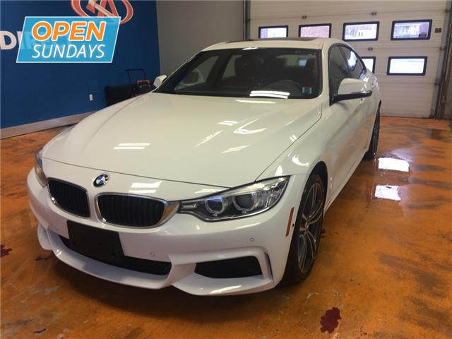 2016 BMW 435i xDrive Gran Coupe (Stk: 16-528785) in Lower Sackville - Image 1 of 16