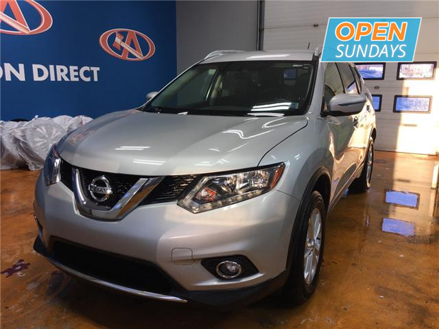 2016 Nissan Rogue SV (Stk: 16-879081) in Lower Sackville - Image 1 of 15