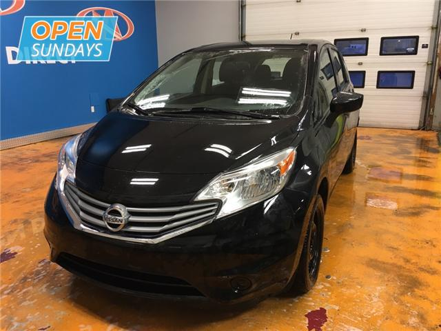 2015 Nissan Versa Note 1.6 S (Stk: 15-418949) in Lower Sackville - Image 1 of 13