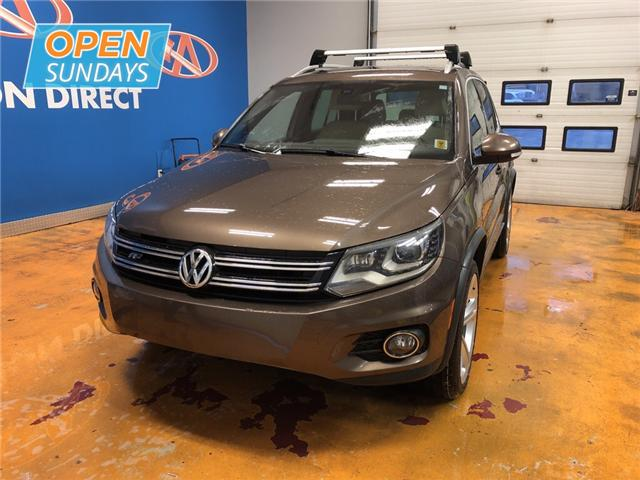 2015 Volkswagen Tiguan Highline (Stk: 15-111097) in Lower Sackville - Image 1 of 17