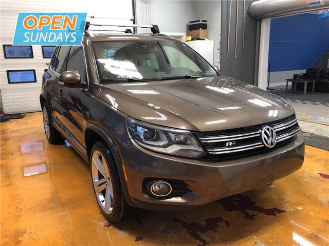 2015 Volkswagen Tiguan Highline (Stk: 15-111097) in Lower Sackville - Image 5 of 17