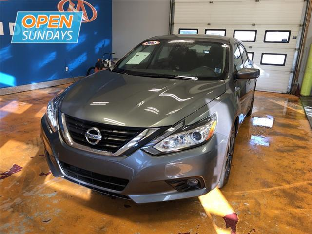 2017 Nissan Altima 2.5 SV (Stk: 17-343699) in Lower Sackville - Image 1 of 16