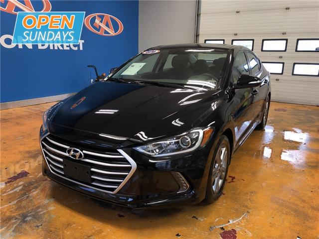 2018 Hyundai Elantra GL SE (Stk: 18-528322) in Lower Sackville - Image 1 of 16