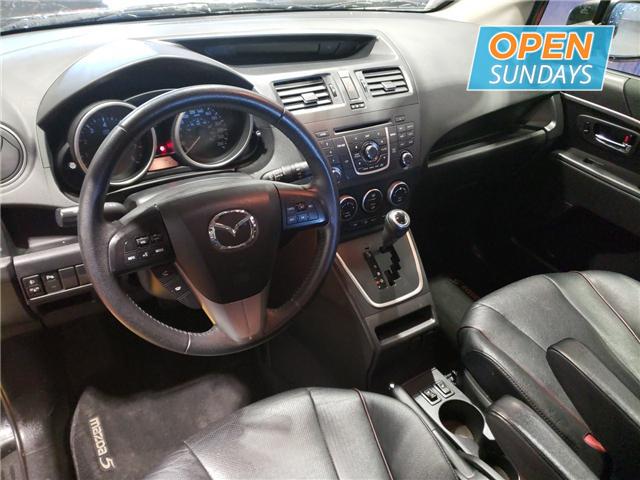2017 Mazda Mazda5 GT (Stk: 17-193414) in Moncton - Image 13 of 24