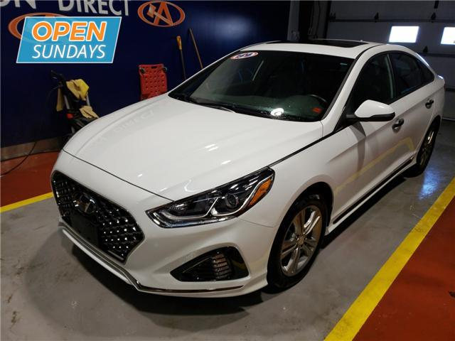 2018 Hyundai Sonata 2.4 Sport (Stk: 18-663734) in Moncton - Image 2 of 23