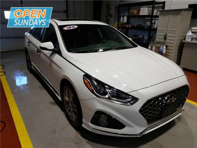 2018 Hyundai Sonata 2.4 Sport (Stk: 18-663734) in Moncton - Image 3 of 23
