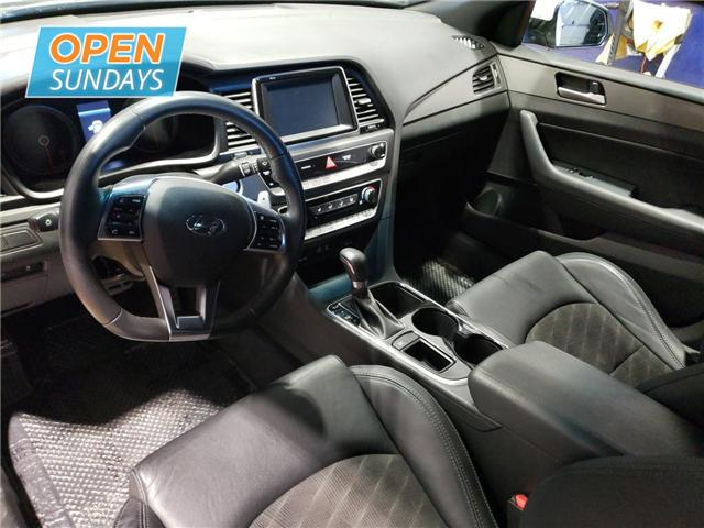2018 Hyundai Sonata 2.4 Sport (Stk: 18-663734) in Moncton - Image 13 of 23