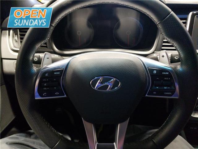 2018 Hyundai Sonata 2.4 Sport (Stk: 18-663734) in Moncton - Image 15 of 23