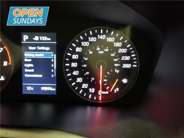 2018 Hyundai Sonata 2.4 Sport (Stk: 18-663734) in Moncton - Image 16 of 23