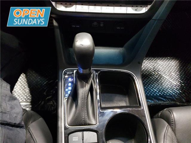 2018 Hyundai Sonata 2.4 Sport (Stk: 18-663734) in Moncton - Image 18 of 23