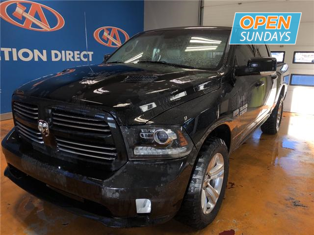 2015 RAM 1500 Sport (Stk: 519373) in Lower Sackville - Image 1 of 14