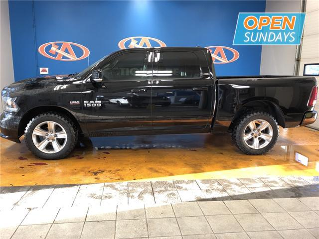 2015 RAM 1500 Sport (Stk: 519373) in Lower Sackville - Image 2 of 14