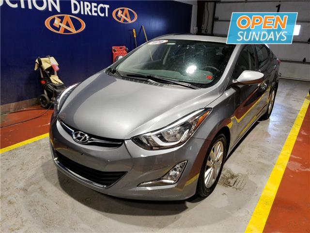 2016 Hyundai Elantra Sport Appearance (Stk: 16-602203) in Moncton - Image 2 of 21