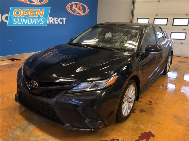 2018 Toyota Camry SE (Stk: 18-086645) in Lower Sackville - Image 1 of 15