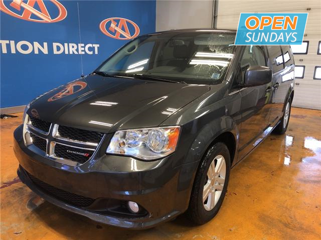 2018 Dodge Grand Caravan Crew (Stk: 18-165629) in Lower Sackville - Image 1 of 16