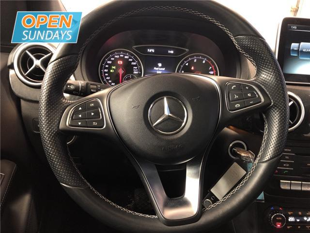 2015 Mercedes-Benz B-Class Sports Tourer (Stk: 15-309135) in Moncton - Image 13 of 16