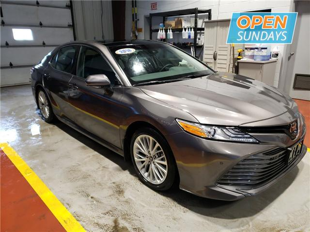 Moncton Car Auction >> 2018 Toyota Camry XLE PANO SUNROOF, LEATHER at $28500 for ...