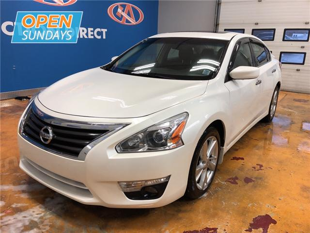 2013 Nissan Altima 2.5 SV (Stk: 13-504609) in Lower Sackville - Image 1 of 15