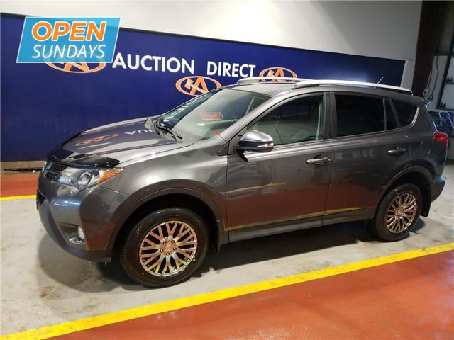 2014 Toyota RAV4 Limited (Stk: 14-213325) in Moncton - Image 1 of 26