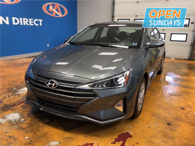2019 Hyundai Elantra ESSENTIAL (Stk: 19-742416) in Lower Sackville - Image 1 of 15