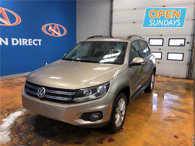 2015 Volkswagen Tiguan Highline (Stk: 15-001974) in Lower Sackville - Image 1 of 16