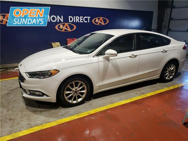 2017 Ford Fusion Hybrid SE (Stk: 17-210503) in Moncton - Image 1 of 22