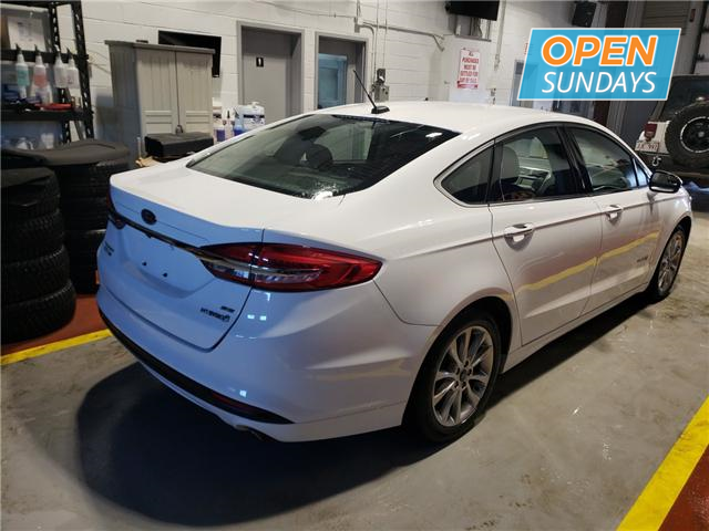 2017 Ford Fusion Hybrid SE (Stk: 17-210503) in Moncton - Image 4 of 22