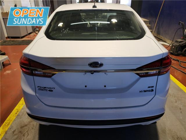 2017 Ford Fusion Hybrid SE (Stk: 17-210503) in Moncton - Image 5 of 22