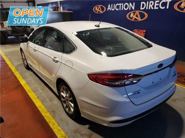 2017 Ford Fusion Hybrid SE (Stk: 17-210503) in Moncton - Image 8 of 22