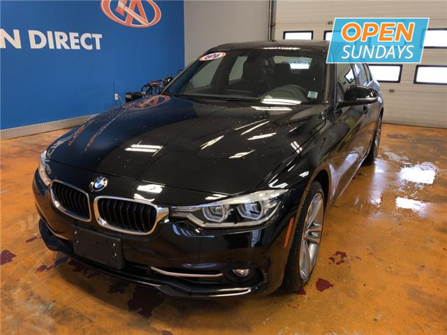 2018 BMW 330i xDrive (Stk: 18-013446) in Lower Sackville - Image 1 of 17