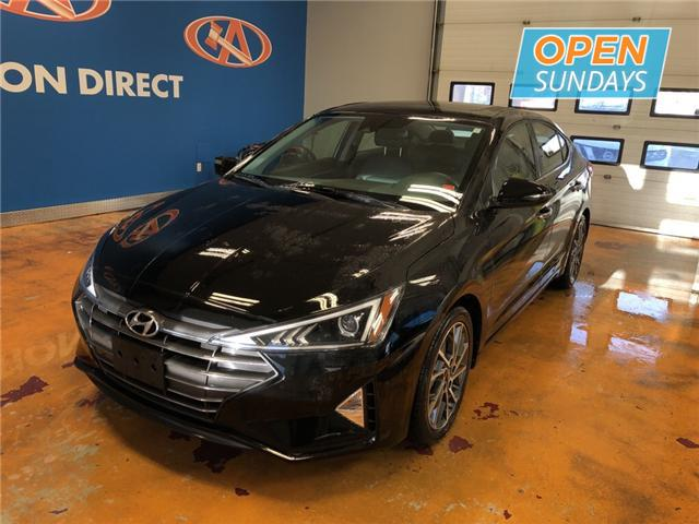 2019 Hyundai Elantra Luxury (Stk: 19-748749) in Lower Sackville - Image 1 of 16