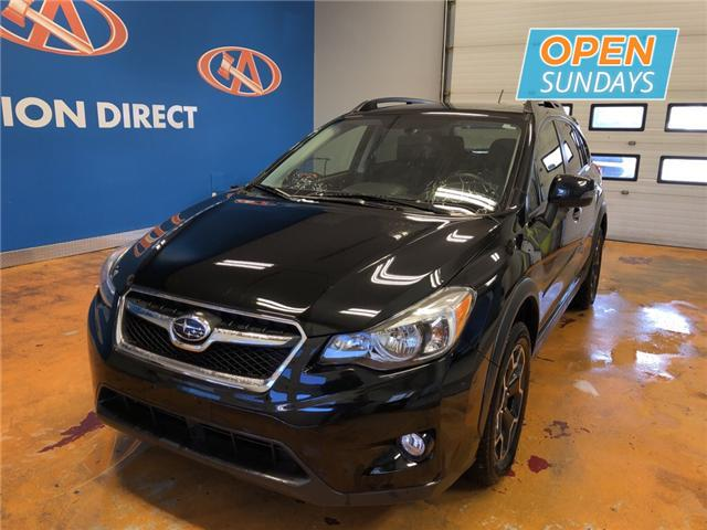 2014 Subaru XV Crosstrek Limited Package (Stk: 14-324129) in Moncton - Image 1 of 17