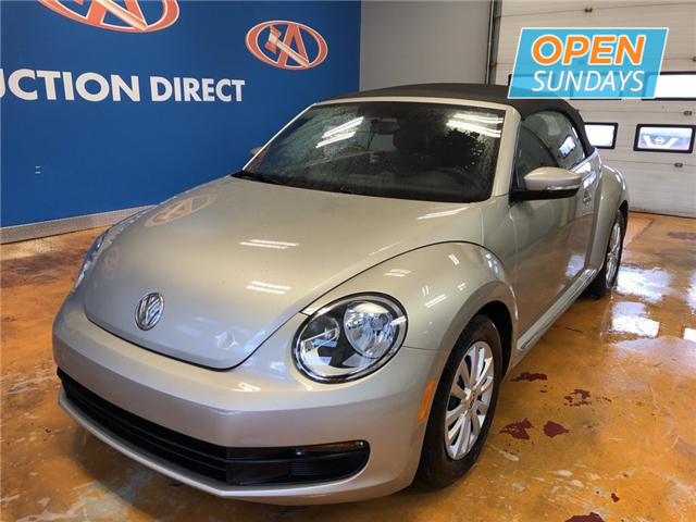 2015 Volkswagen The Beetle 1.8 TSI Trendline+ (Stk: 15-803247) in Lower Sackville - Image 1 of 14