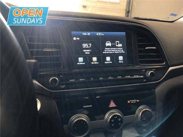 2019 Hyundai Elantra Preferred (Stk: 19-743719) in Lower Sackville - Image 14 of 16