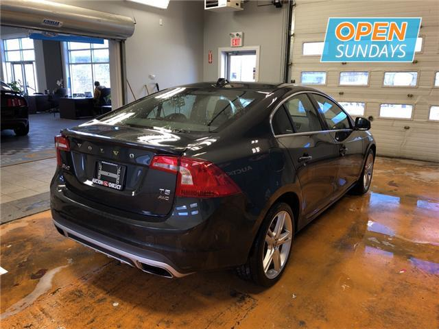2016 Volvo S60 T5 Special Edition Premier (Stk: 16-407221) in Lower Sackville - Image 4 of 16