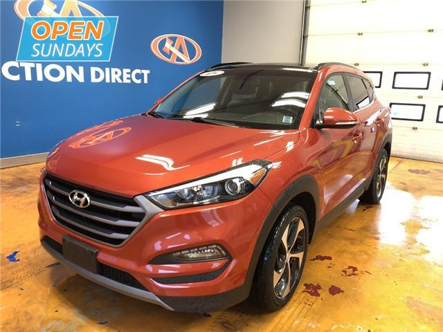 2016 Hyundai Tucson Limited (Stk: 16-212082) in Lower Sackville - Image 1 of 16