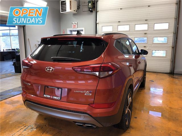 2016 Hyundai Tucson Limited (Stk: 16-212082) in Lower Sackville - Image 4 of 16