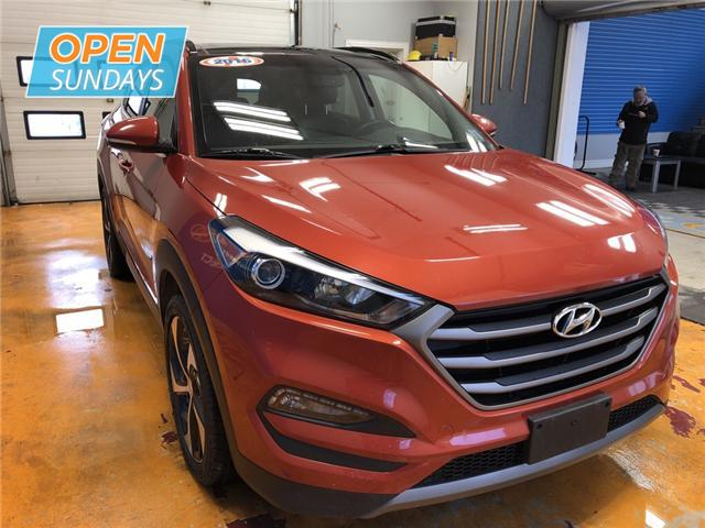2016 Hyundai Tucson Limited (Stk: 16-212082) in Lower Sackville - Image 5 of 16