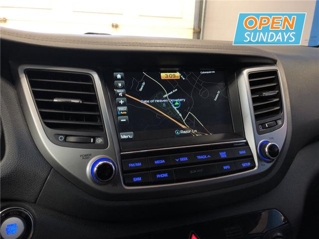 2016 Hyundai Tucson Limited (Stk: 16-212082) in Lower Sackville - Image 14 of 16