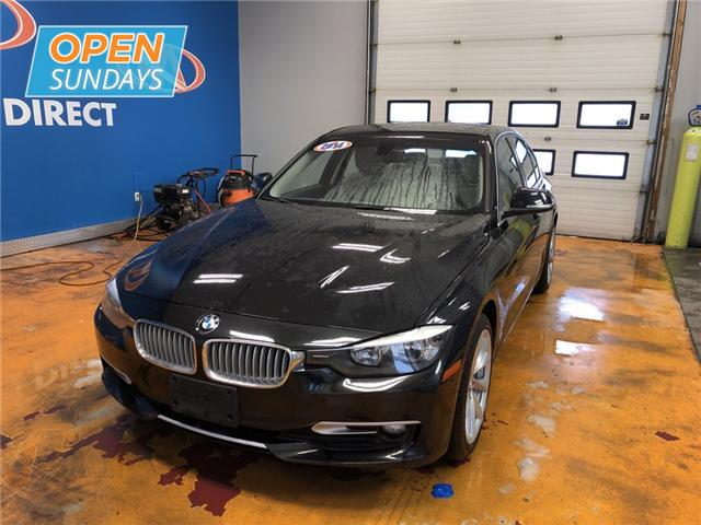 2014 BMW 320i xDrive (Stk: 14-662293) in Lower Sackville - Image 1 of 16