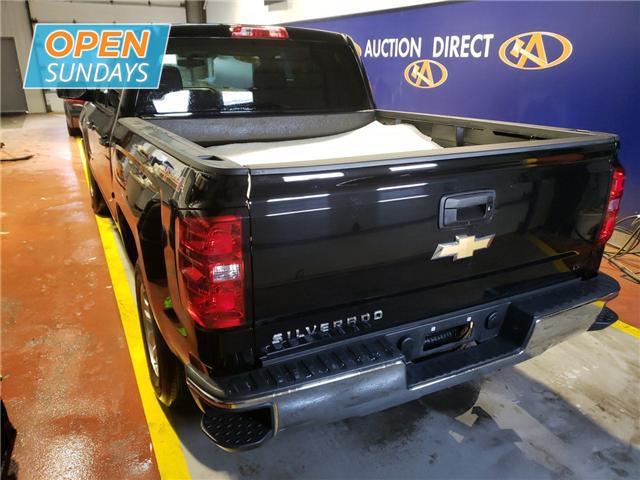2017 Chevrolet Silverado 1500 1LT (Stk: 17-133385) in Moncton - Image 4 of 20
