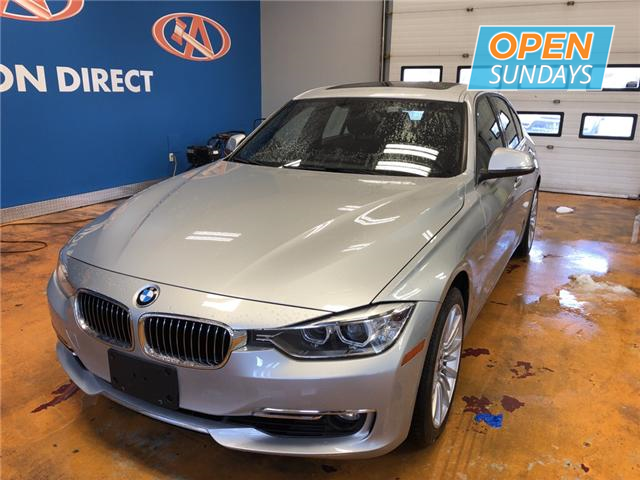 2015 BMW 328i xDrive (Stk: 15-547639) in Lower Sackville - Image 1 of 16