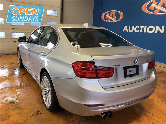 2015 BMW 328i xDrive (Stk: 15-547639) in Lower Sackville - Image 3 of 16