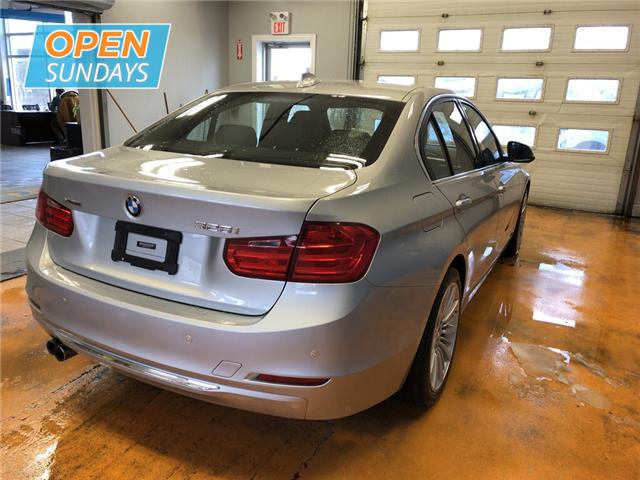2015 BMW 328i xDrive (Stk: 15-547639) in Lower Sackville - Image 4 of 16