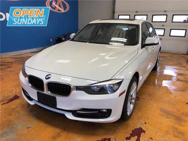 2014 BMW 320i xDrive (Stk: 14-S71765) in Lower Sackville - Image 1 of 16