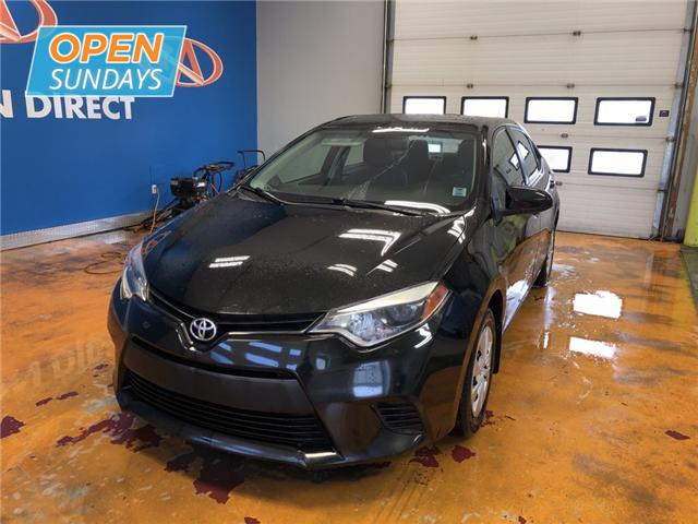2014 Toyota Corolla CE (Stk: 14-014971) in Lower Sackville - Image 1 of 14