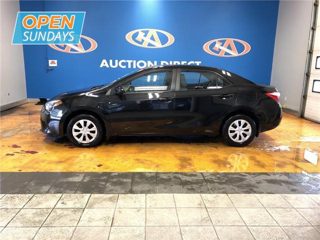 2014 Toyota Corolla CE (Stk: 14-014971) in Lower Sackville - Image 2 of 14
