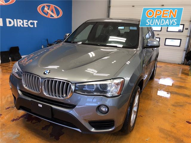 2015 BMW X3 xDrive28i (Stk: 15-D61379) in Lower Sackville - Image 1 of 16