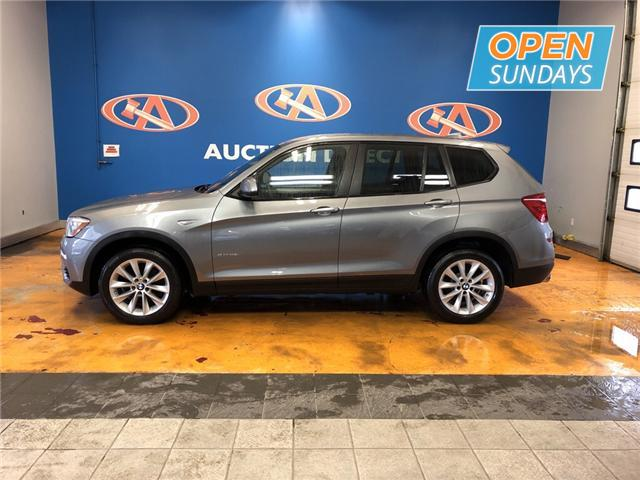 2015 BMW X3 xDrive28i (Stk: 15-D61379) in Lower Sackville - Image 2 of 16