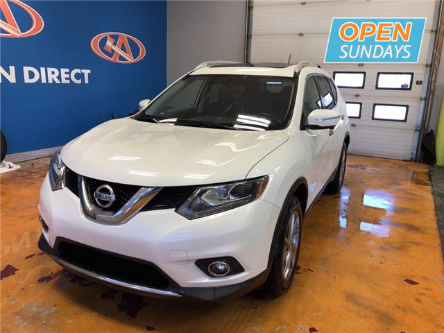 2015 Nissan Rogue SL (Stk: 15-753990) in Lower Sackville - Image 1 of 16